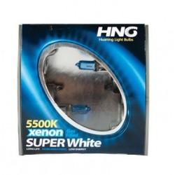 Крушки XENON Super White - H1/12V/55W
